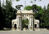 清华大学二校门