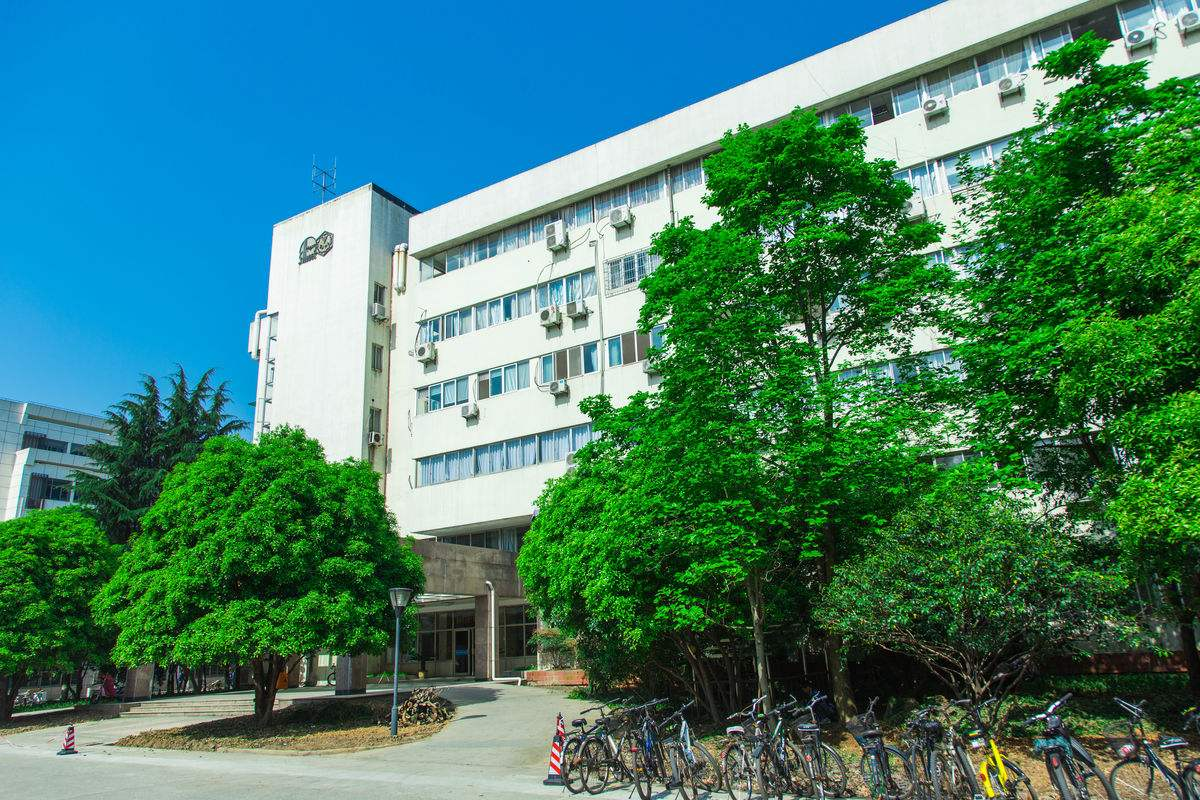 浙江大学—校园风光