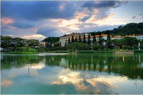福建农林大学:中华名特优植物园