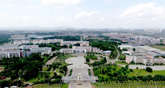 年赣南师范大学