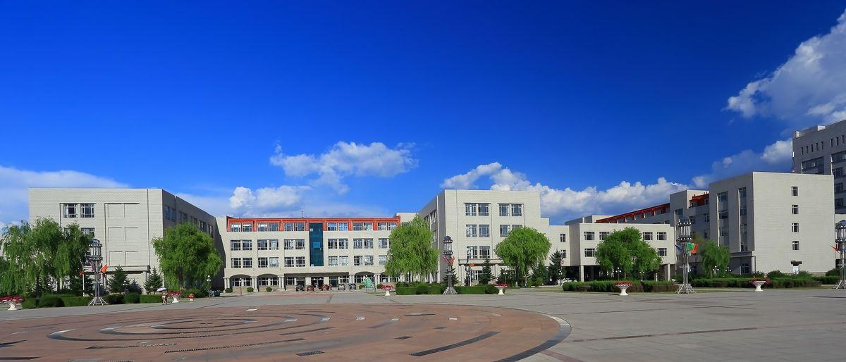 哈尔滨商业大学图片