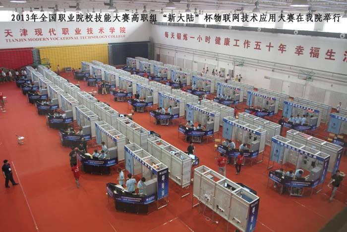 天津现代职业技术雷火电竞亚洲